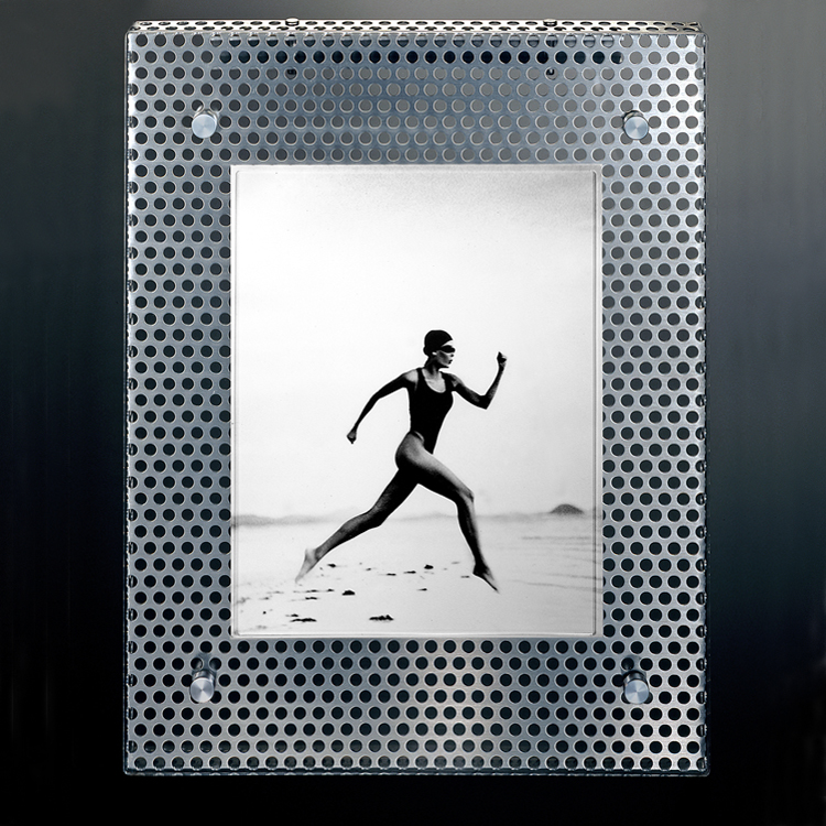 Architek Perforated Metal Industrial Picture Frames - Aluma Designs