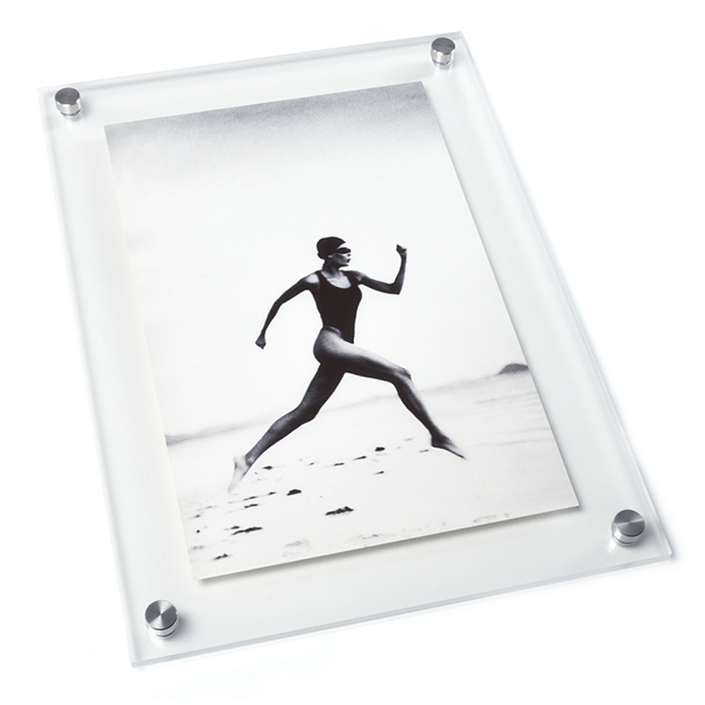 Modern Acrylic Picture Frames I Aluma Designs Framing Systems & Displays