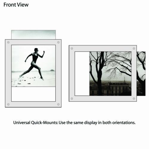Universal Slide Frames - Acrylic