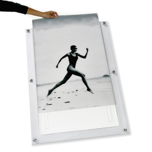 Slide Acrylic Frames