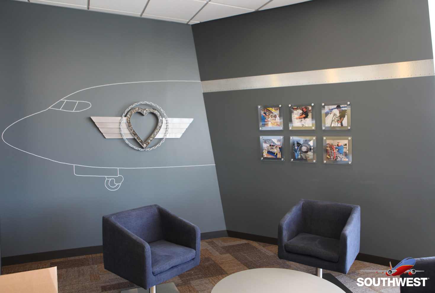 Southwest Airlines Corporate Design