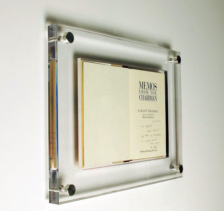 Book Framing