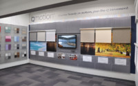 QMotion Showroom Displays