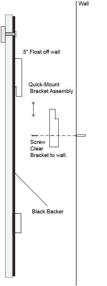 Quick Mount Diagram
