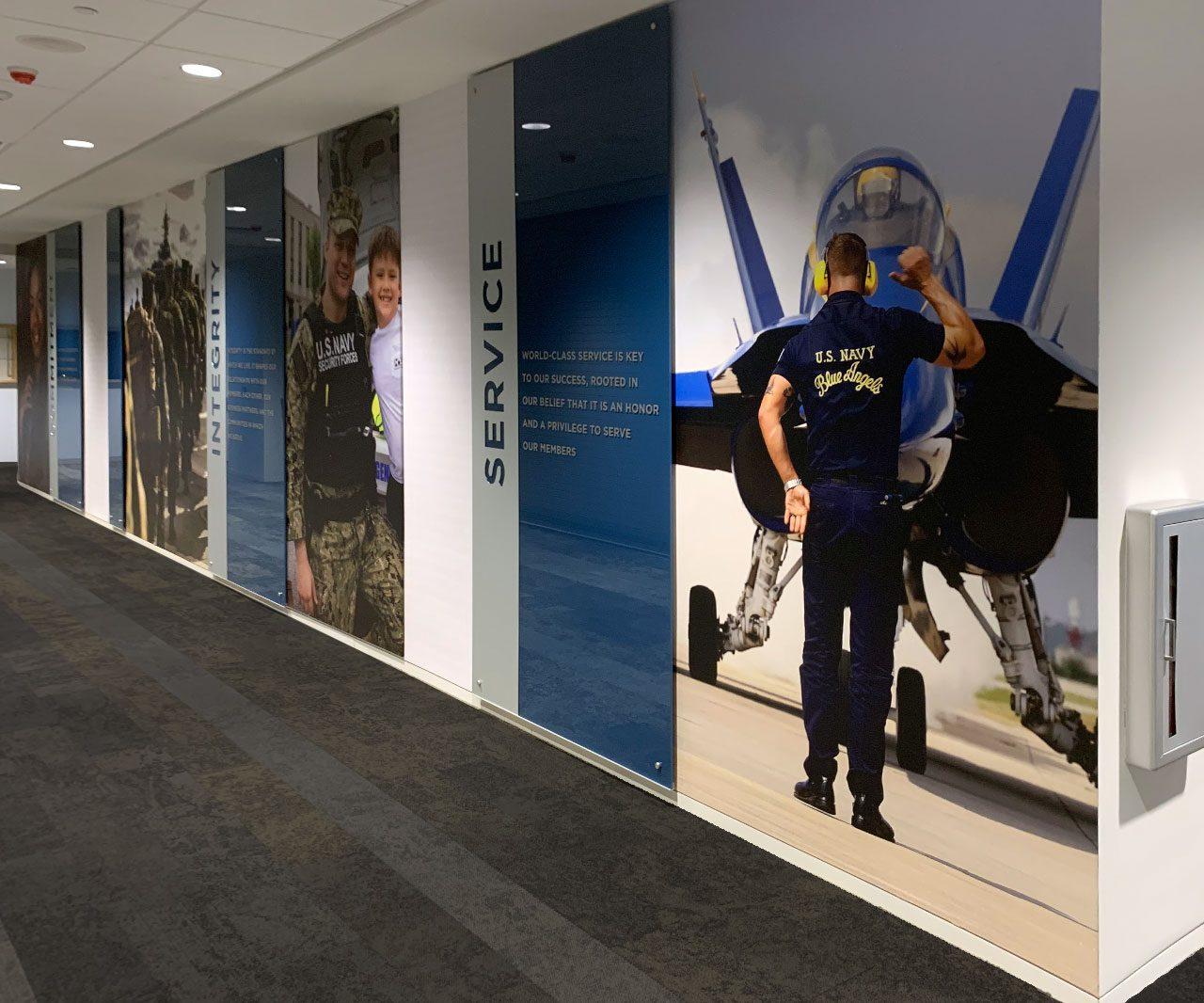 Corporate Environment Graphics