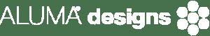 White Aluma Designs Logo